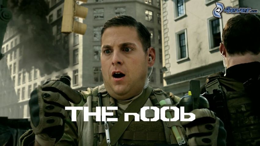 The noob, Call of Duty
