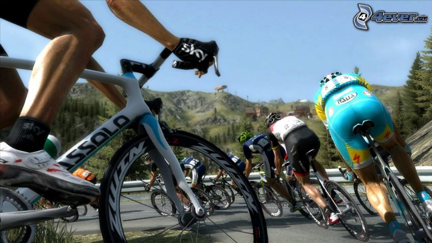 Tour De France, Xbox 360