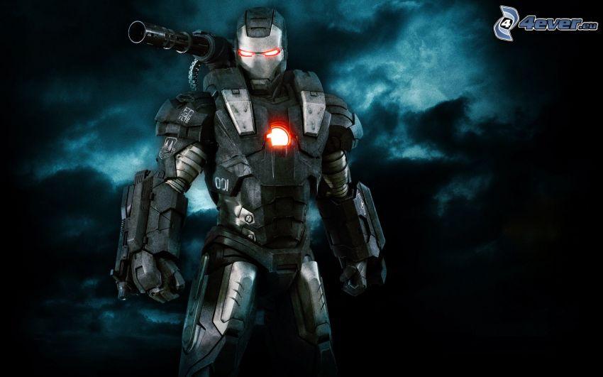 War Machine, Iron Man
