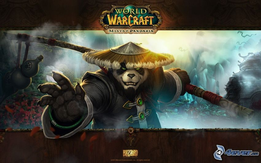 World of Warcraft, panda