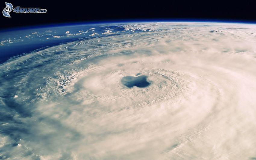 Apple, uragano