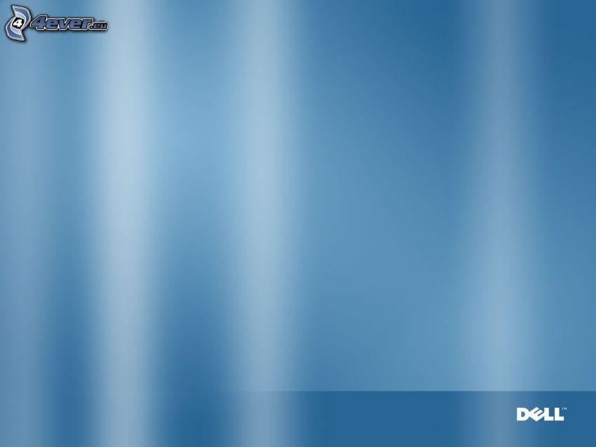 Dell, sfondo blu