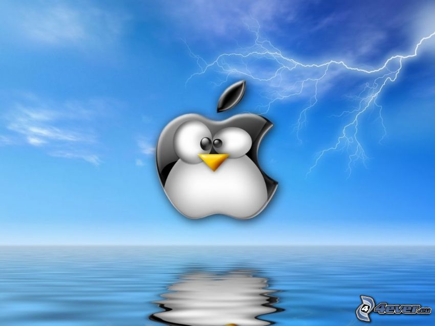 Linux, Apple