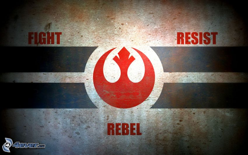 Rebel Alliance, righe