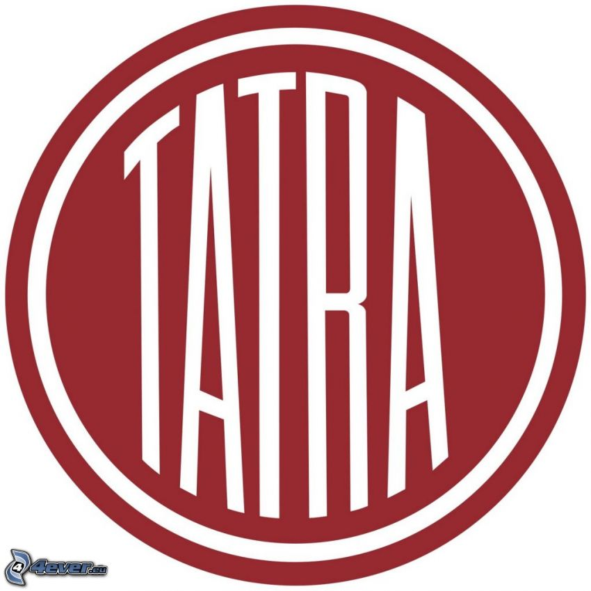 Tatra, emblema, Marca