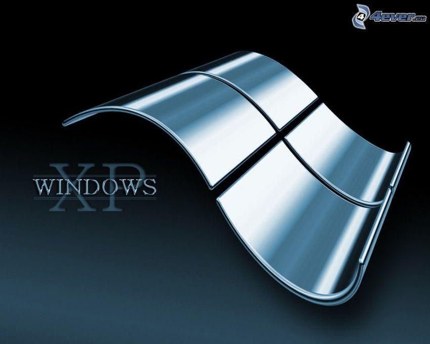 Windows XP, emblema, logo