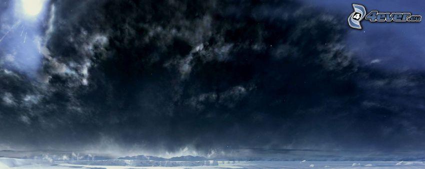 Nubi di tempesta