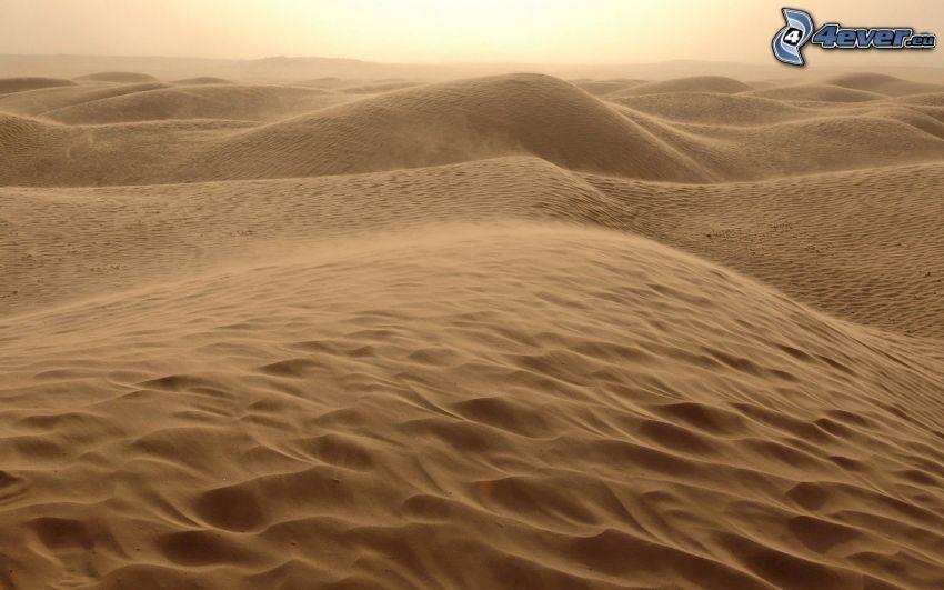 deserto, sabbia