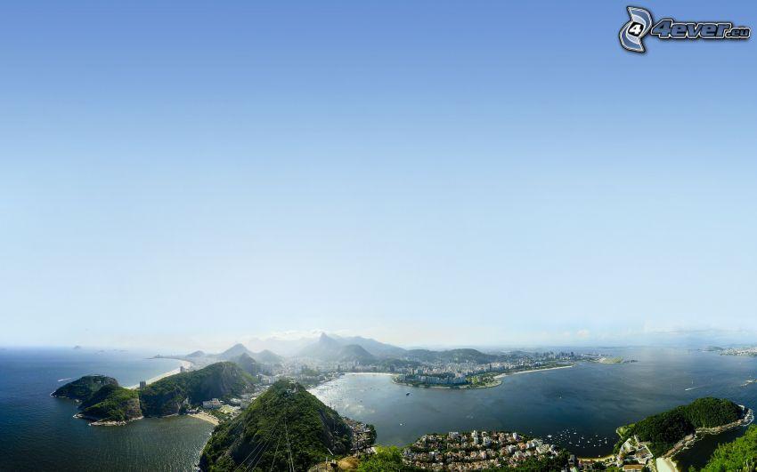 Rio De Janeiro, isole