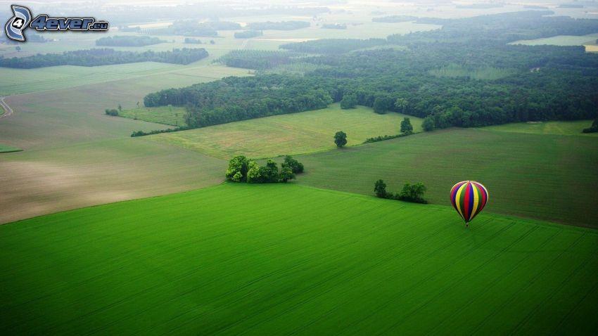 campi, palloncino