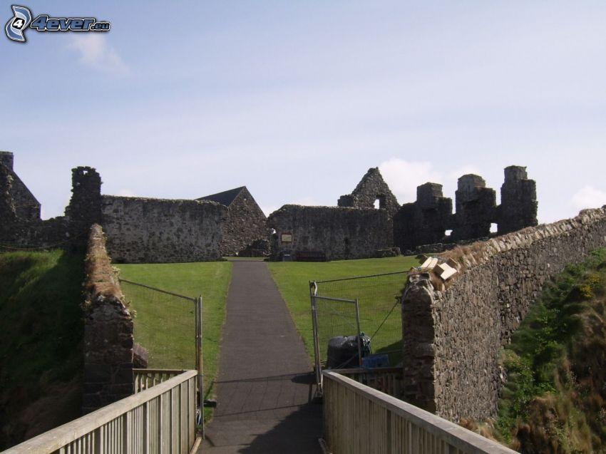 Irlanda, ponte pedonale, cielo