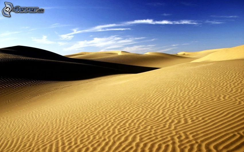 Sahara, deserto