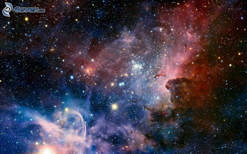 Eta Carinae, stelle