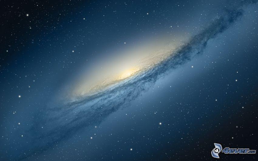 galassia, stelle