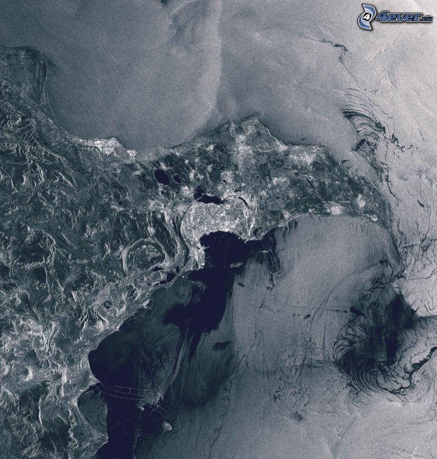 immagini satellitari