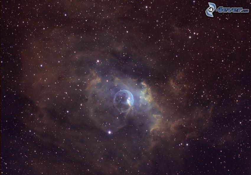 nebulosa, stelle