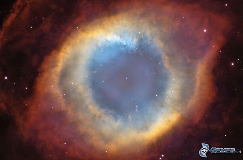 nebulosa Elica, NGC 7293, Helix