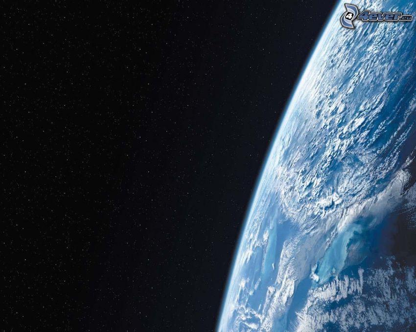 pianeta Terra, stelle, universo