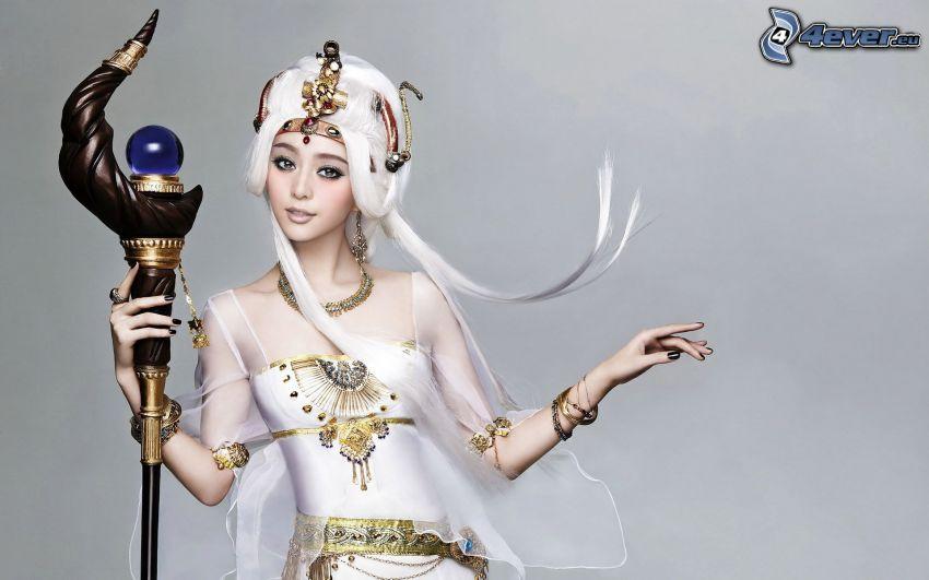 cosplay, principessa