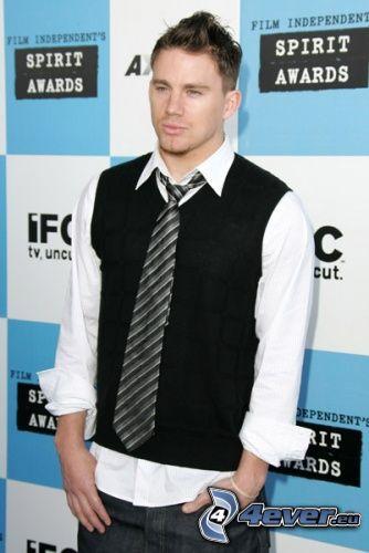 Channing Tatum, attore, cravatta, uomo