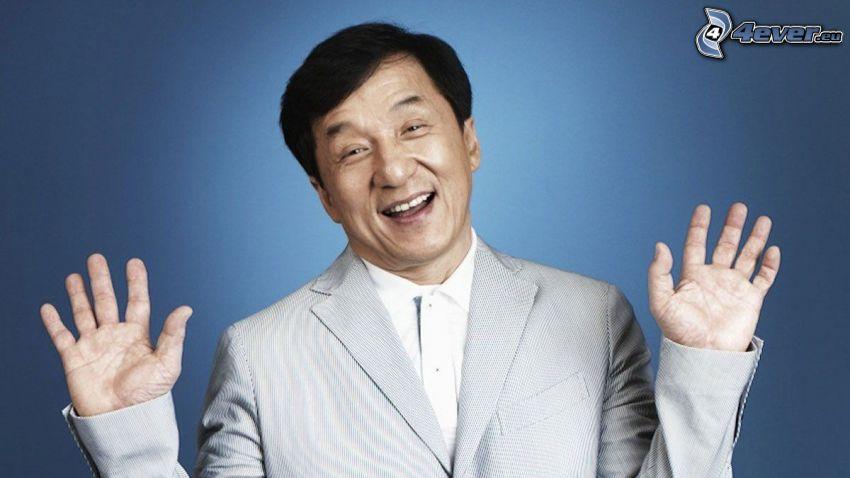 Jackie Chan, sorpresa