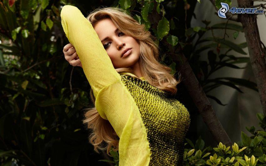 Jennifer Lawrence, alberi