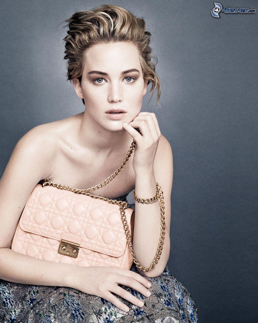 Jennifer Lawrence, borsetta