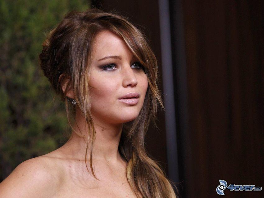 Jennifer Lawrence, capelli