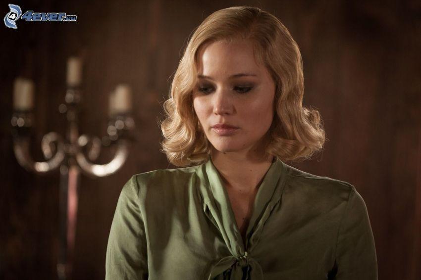 Jennifer Lawrence, sguardo