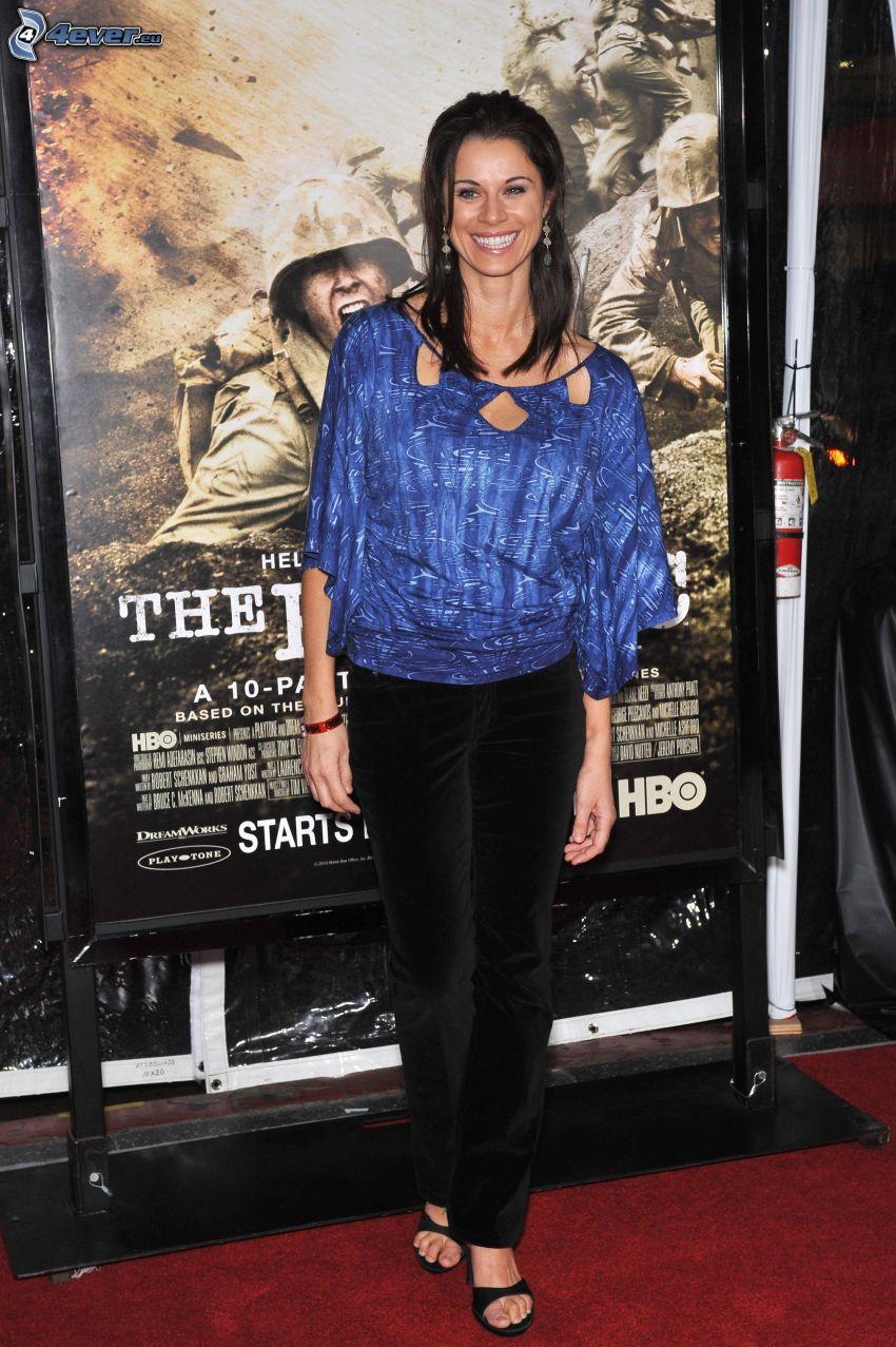 Jennifer Taylor, sorriso
