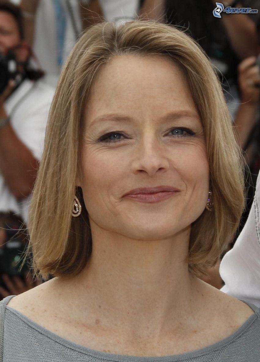 Jodie Foster, sorriso