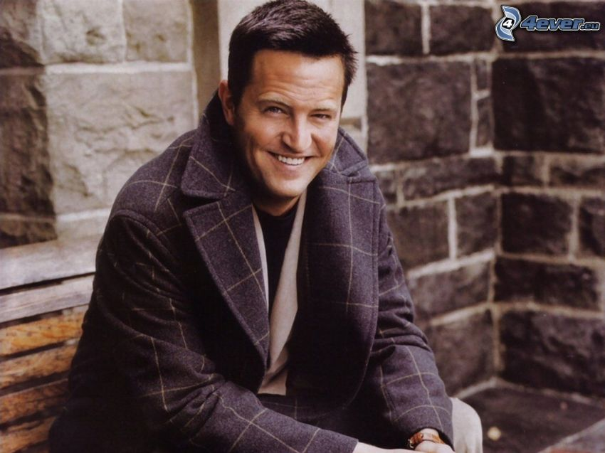 Matthew Perry, cappotto