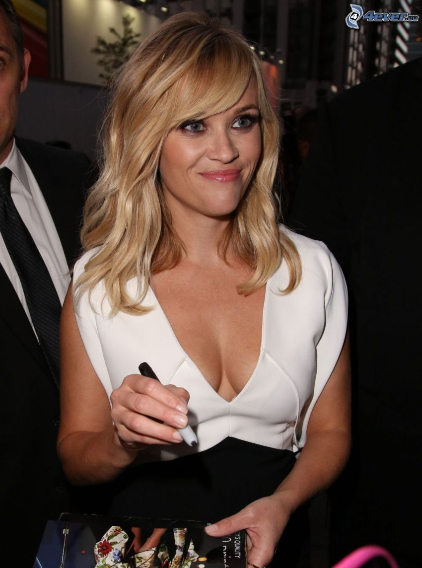 Reese Witherspoon, autografo