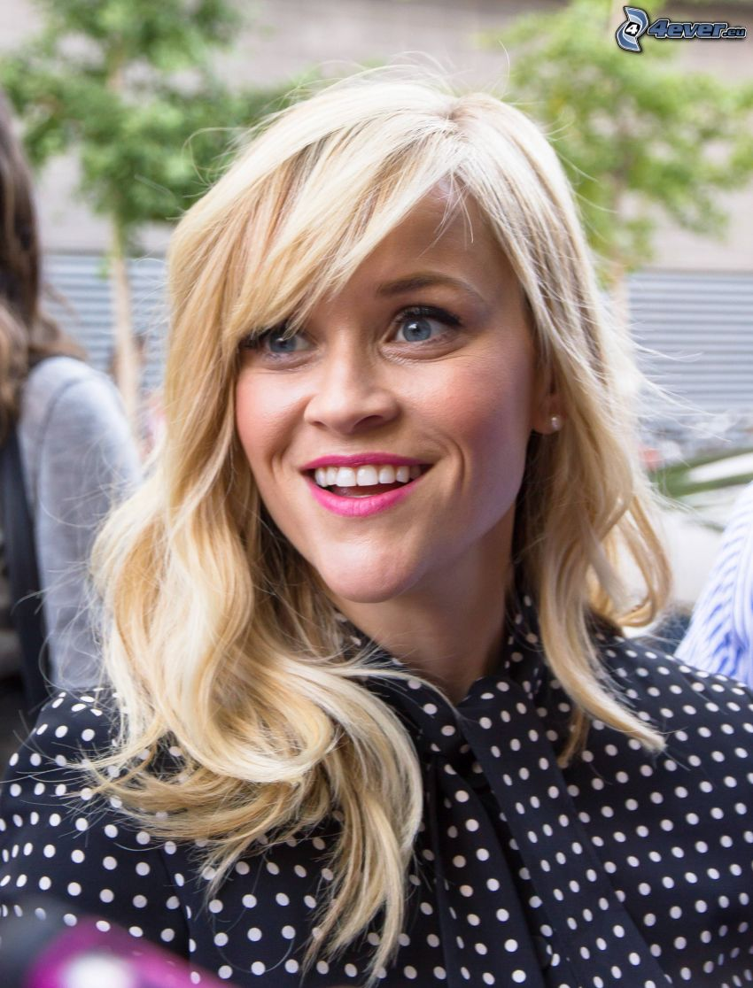 Reese Witherspoon, sorriso