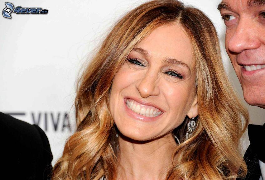 Sarah Jessica Parker, sorriso