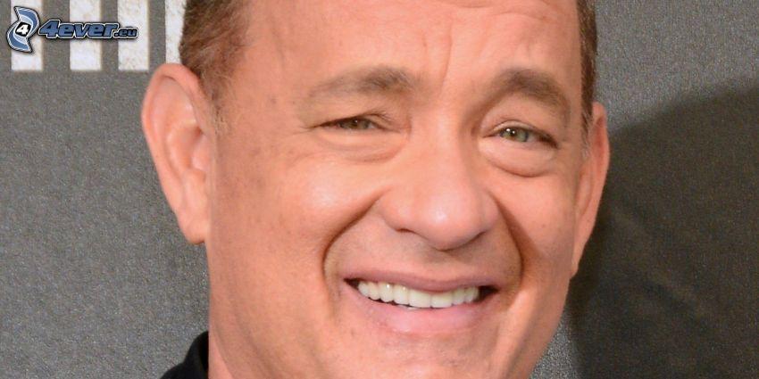 Tom Hanks, sorriso
