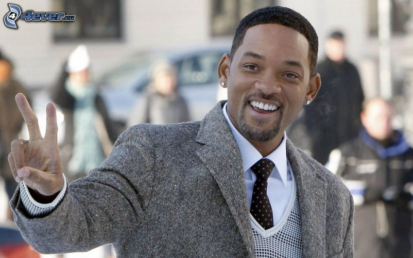 Will Smith, pace