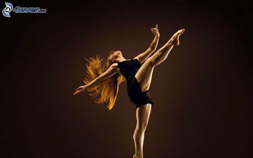 danza, Ballerina