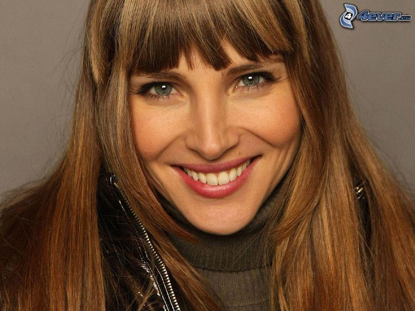 Elsa Pataky, sorriso