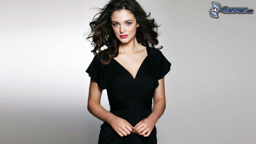 Lauren Budd, modella