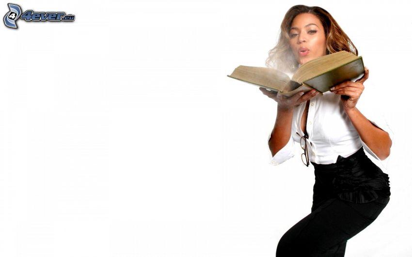 Beyoncé Knowles, cantante, libro