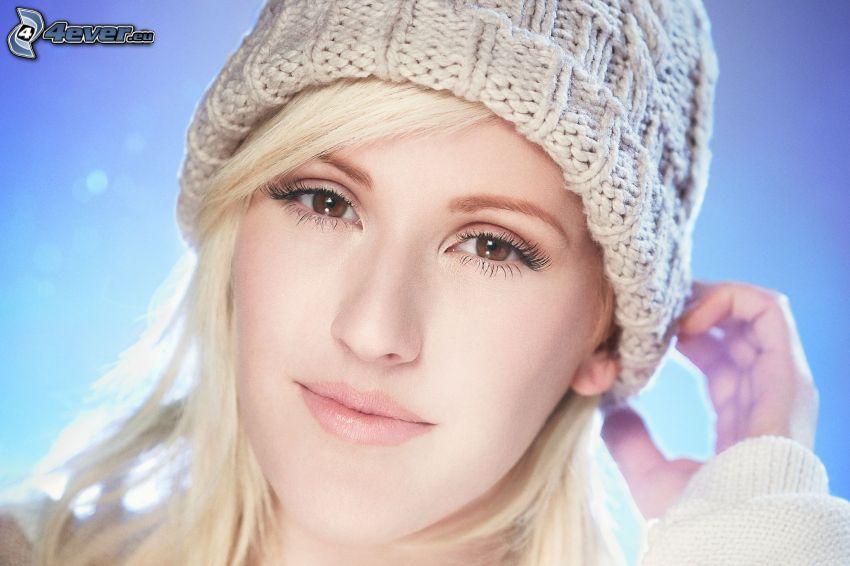 Ellie Goulding, berretto