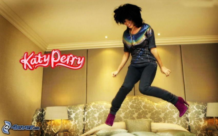 Katy Perry, salto
