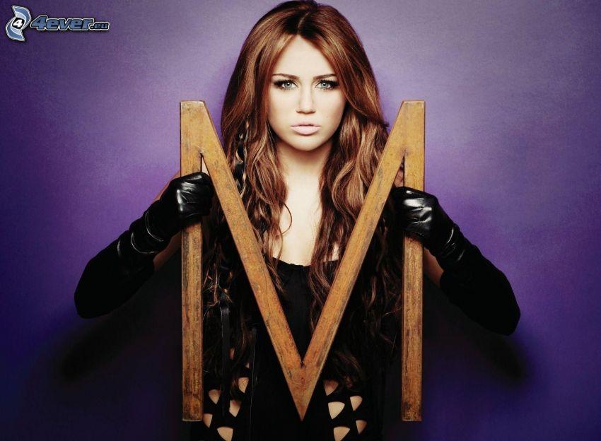 Miley Cyrus, M