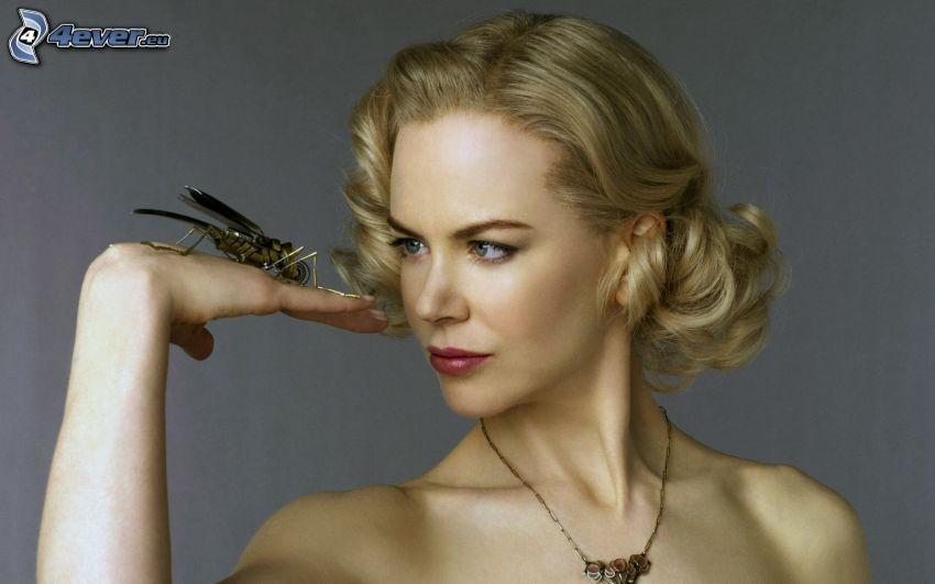 Nicole Kidman, mosca meccanica