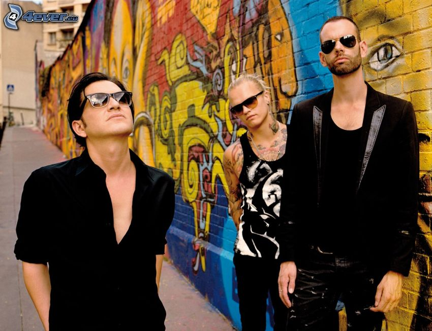 Placebo, graffitismo