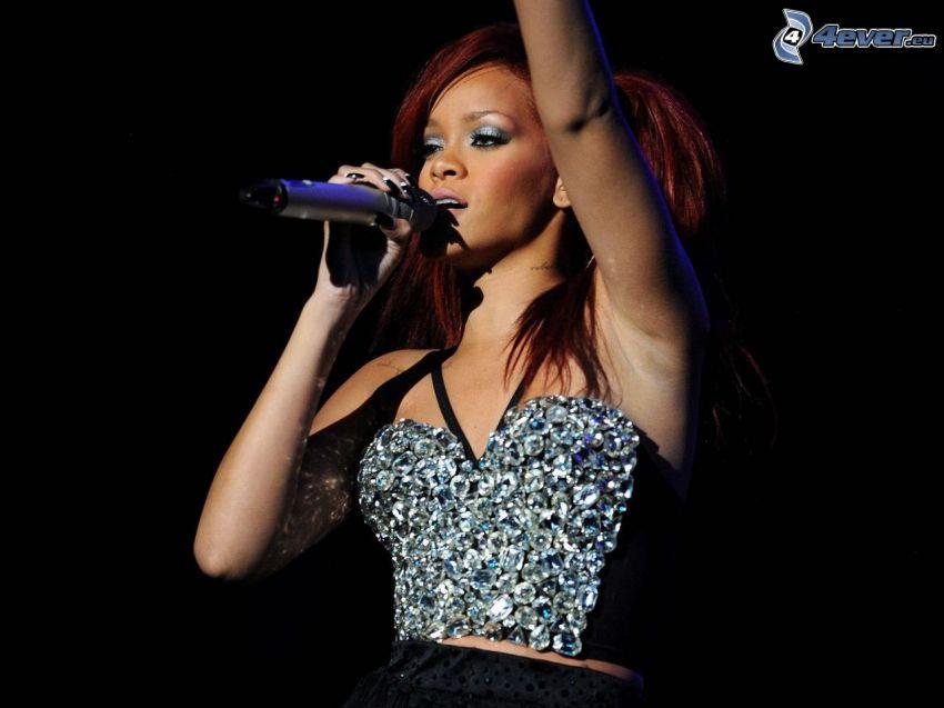 Rihanna, canto