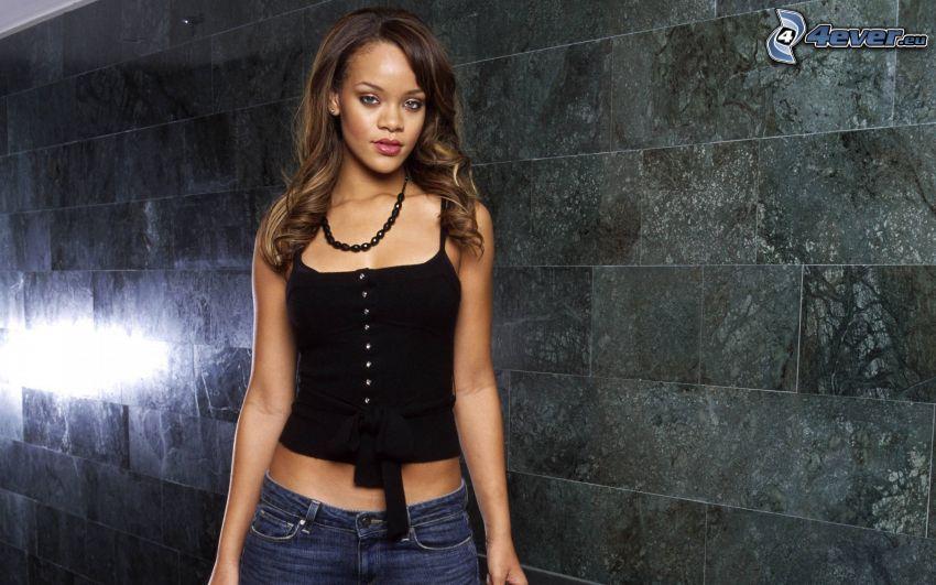 Rihanna, muro