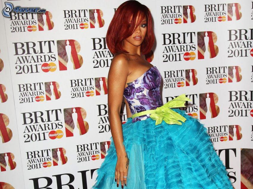 Rihanna, vestiti