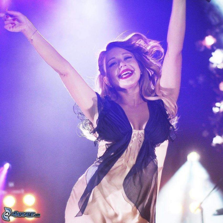 Tina Karol, gioia